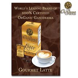 Cafe OrganoGold Latte