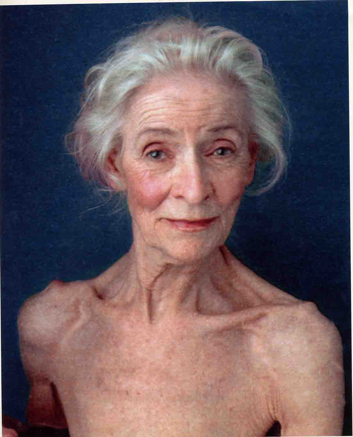 Older Skinny Women Naked