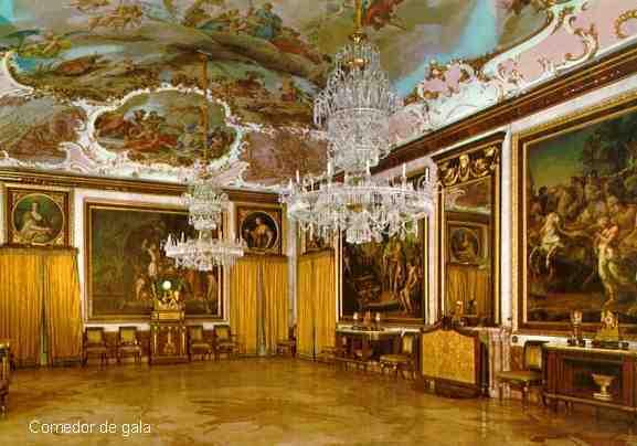 El comienzo de una nueva era aranjuez el palacio real y - Decoracion interiores madrid ...