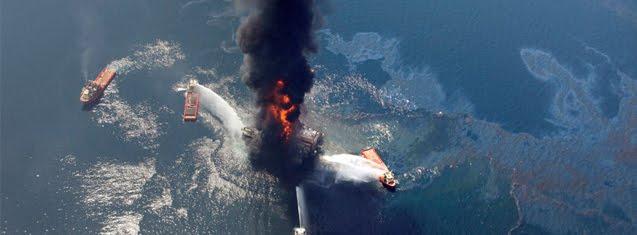 [Discovery] Desastre en el golfo de México (DD+online)
