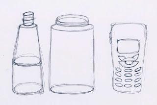 78 Gambar Arsiran Botol Terlihat Keren