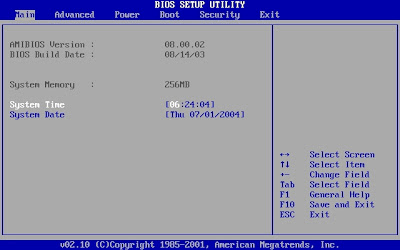 BIOS : Önyükleme (Boot) Önceliğini Değiştirmek (Bilgisayarı DVD veya USB'den Başlatma)