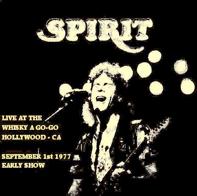 Silverado's RM: Spirit - Live at the Whisky a Go-Go ...