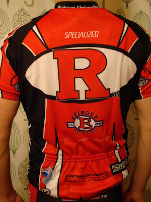 2d9a2849d Our cycling jerseys are custom made for us by Verge Sport. These are the  same jerseys worn by members of the Rutgers University Cycling Team.