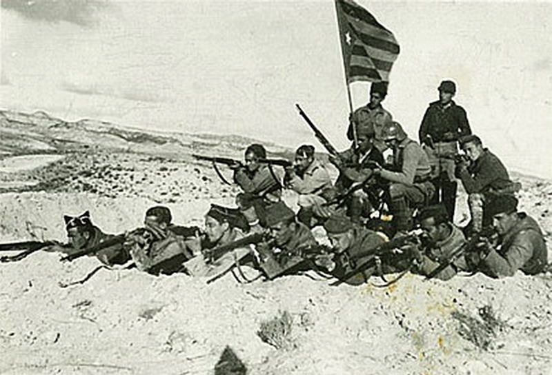 Foto del 'Exèrcit Popular de Catalunya'
