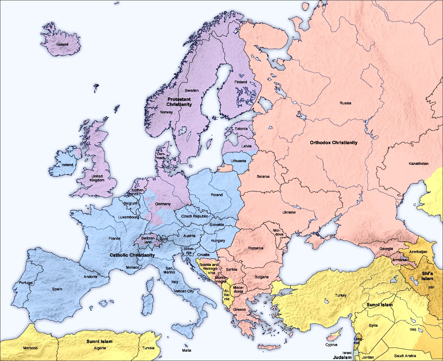 The Reformation Religious Map Of Europe C 1600 Answer Key.Continuing Counter Reformation 12 1 10 1 1 11