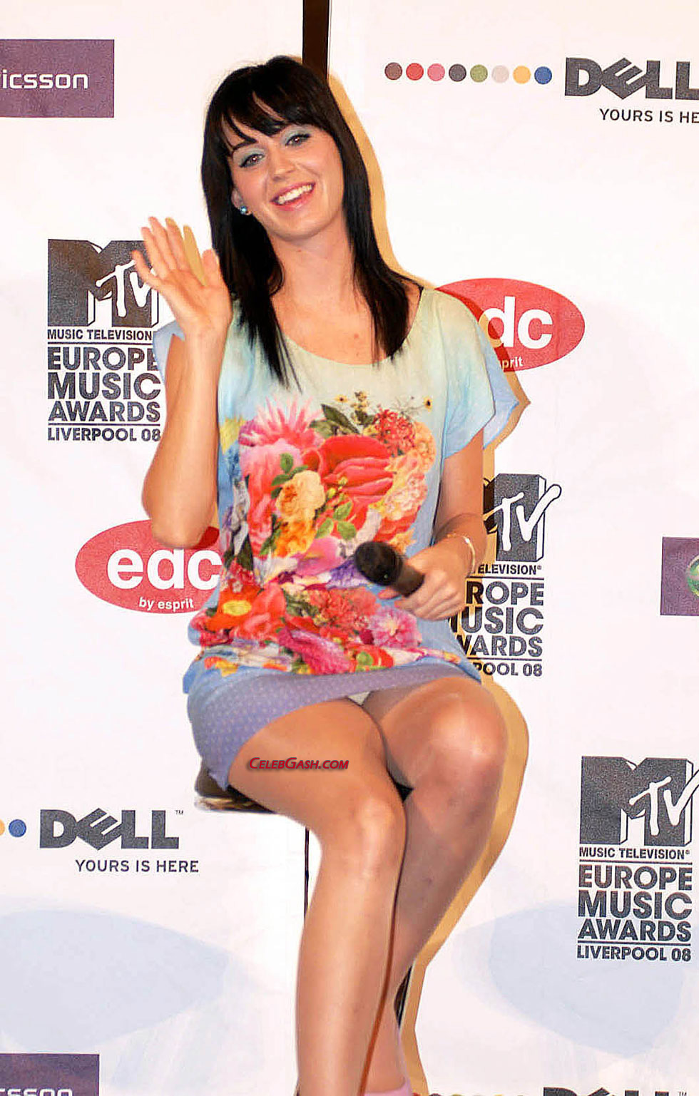 katy perry up skirt