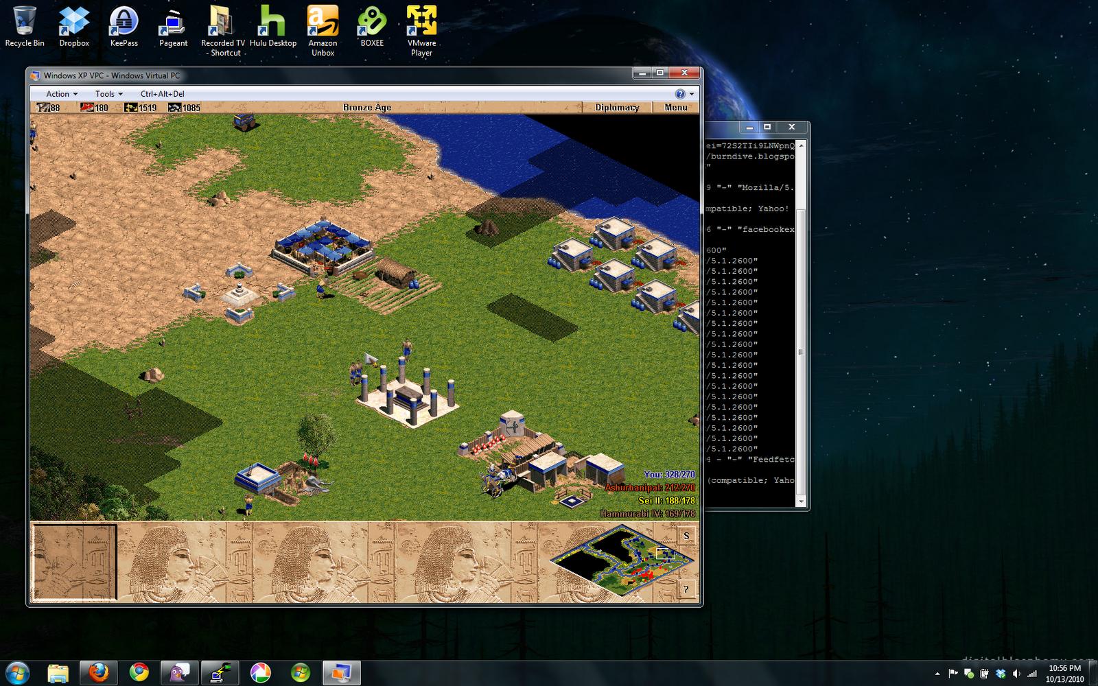Dünyanın en iyi strateji oyunları arasında yer alan Age of Empires II'yi, Windows 8 64 Bit'te çalıştırın. Age of Empires II şüphesiz herkesin çocukluğunda bir defa oynadığı bir oyun. 24 Ağustos 2000 yılında raflardaki yerini alan bu oyundan sonra Microsoft çok sayıda işletim sistemi çıkardı.