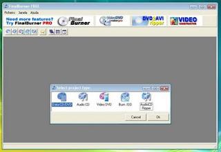 FinalBurner Free 2.3.0.135