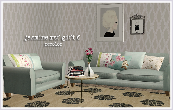 Sofa Recolor By Simspalette The Sims 2