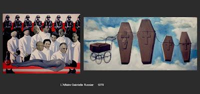"""Gérard Tisserand Peintures: """" La Coopérative des Malassis"""