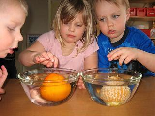 lätta experiment i förskolan