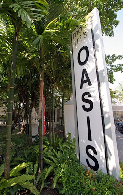 Mom Tri's Oasis Entrance