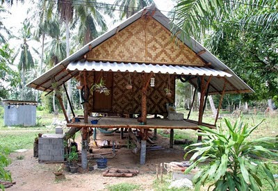 Local house in Koh Yao Noi