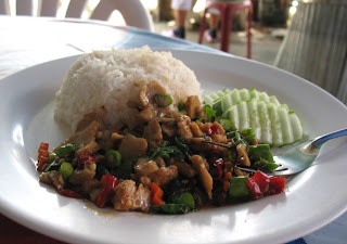 Phad Gaprao - No meat