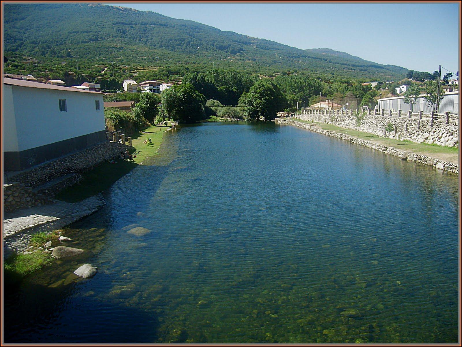 Entre madrid y guare a cabezuela del valle piscina natural - Piscinas naturales badajoz ...