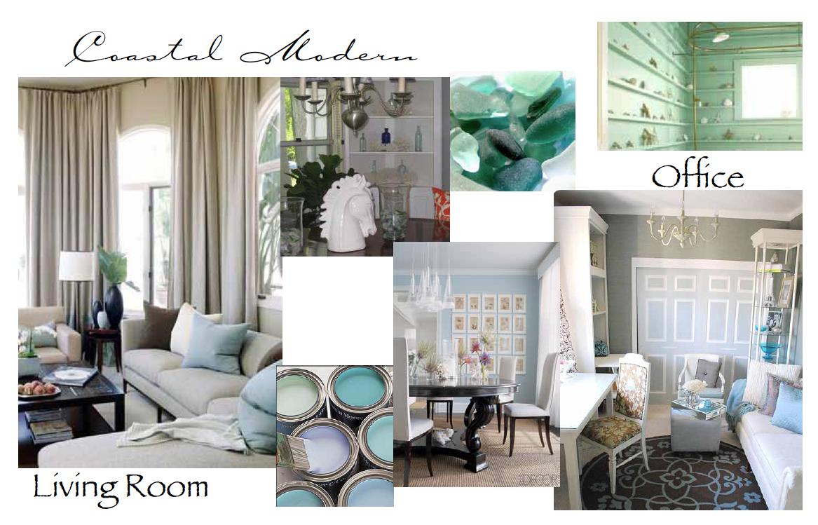 Alicia Hanson Design Blog: Coastal Modern Living