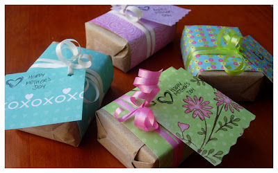 craft stall Mother's Day soap