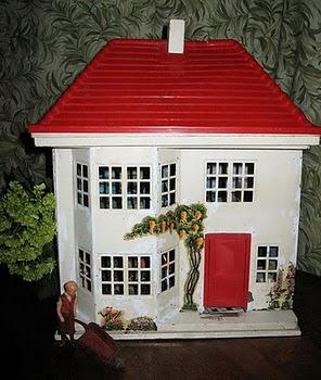 Doll Housesorganic Grace El Real Estate
