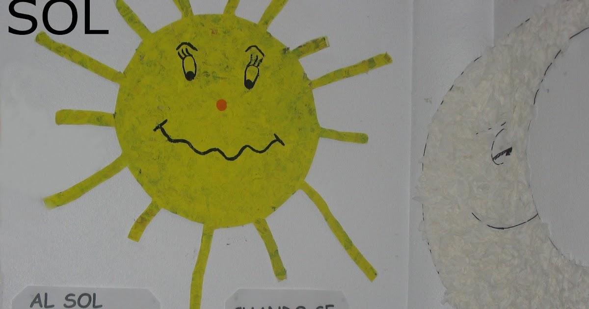 Educación Infantil El Sol Y La Luna