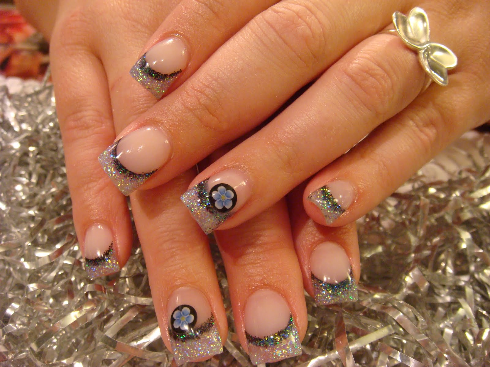 Nail Art: PATRIOTIC
