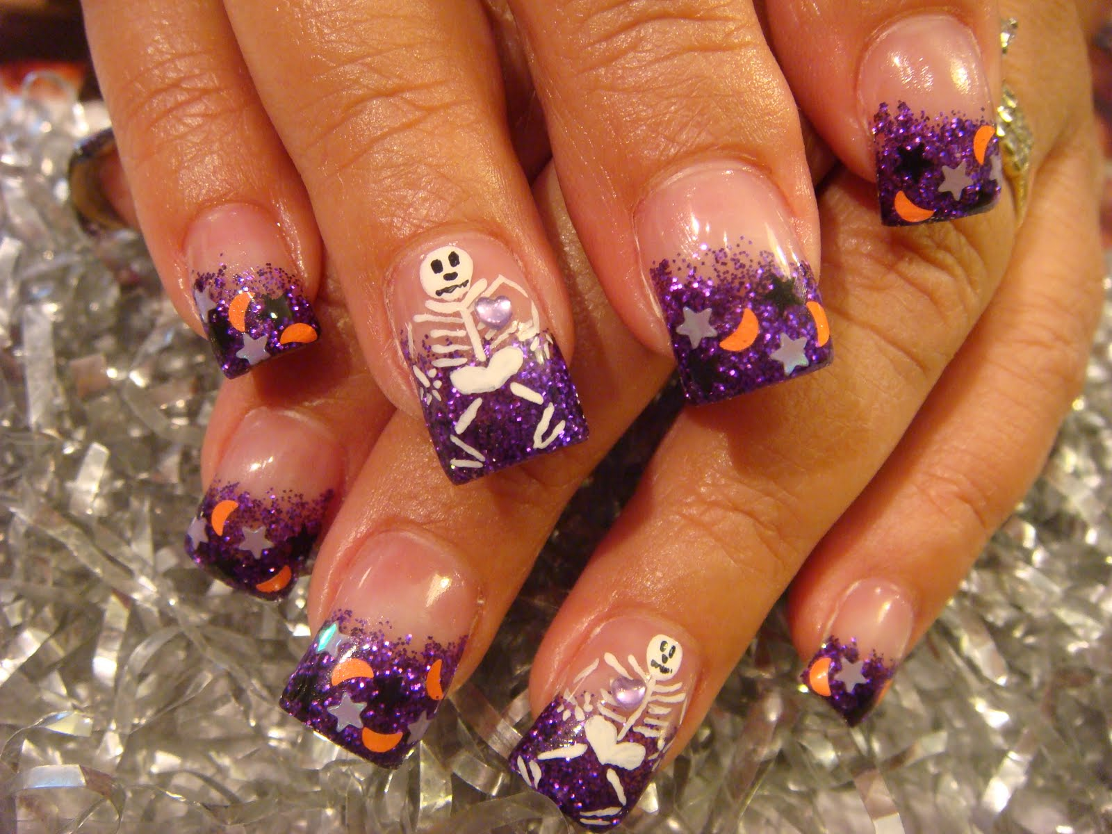 HALLOWEEN Young nails acrylic | Nails Acrylic