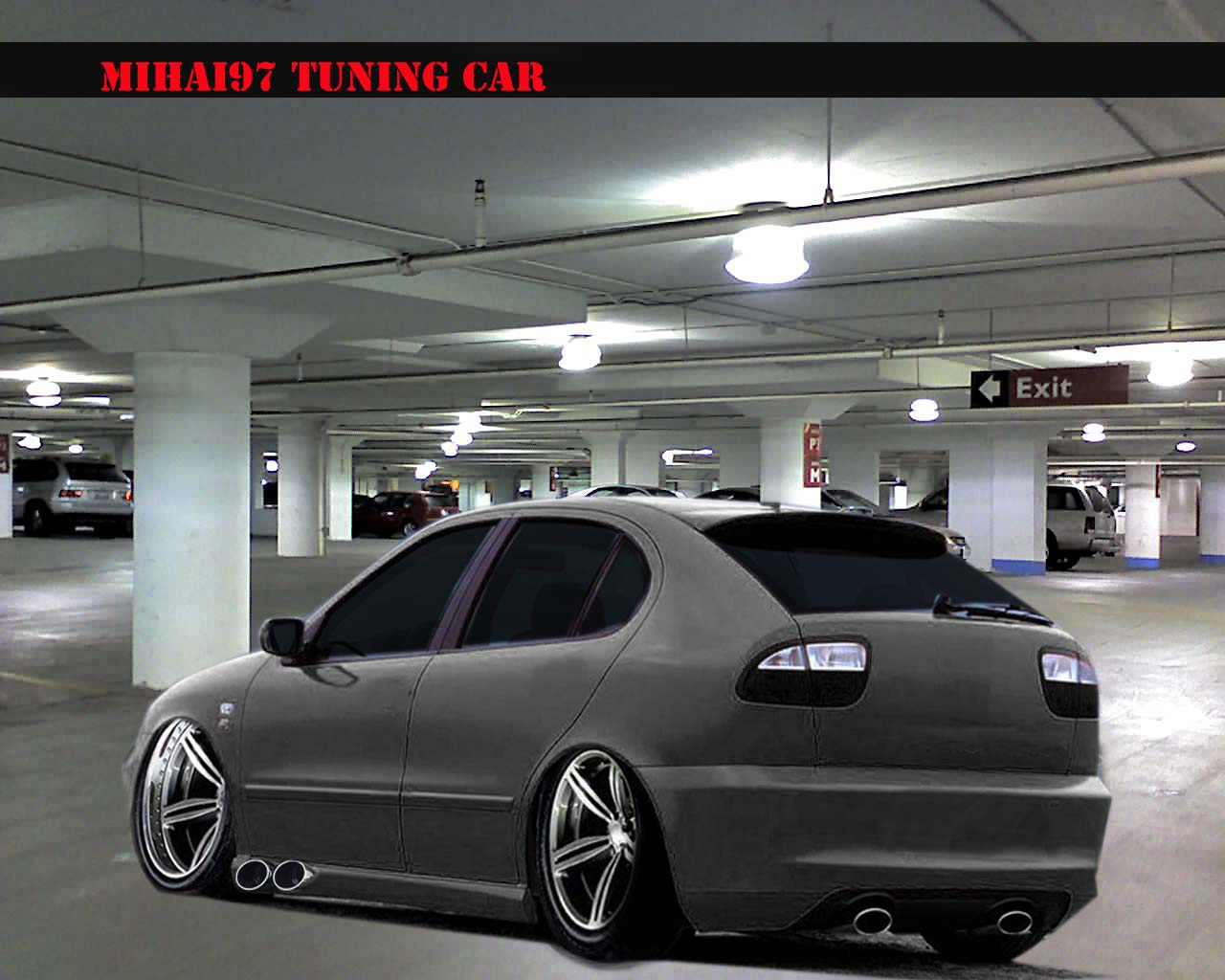 mihai97 tuning zone seat leon cupra slow tuning. Black Bedroom Furniture Sets. Home Design Ideas