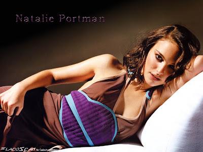 is natalie portman a lesbian