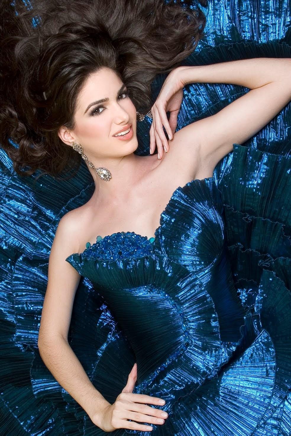 Miss Wordl 2011-2012: miss World Venezuela 2010, Adriana