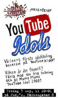 Tolka din youtubeidol