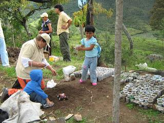 Producción Agrícola Ecológica: Preparación de sustratos y