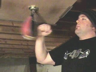 speed bag training boxing fist starting position