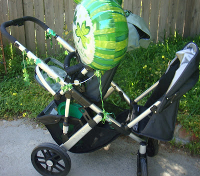 Strollerqueenreviews 2010 Uppababy Vista With Rumble Seat