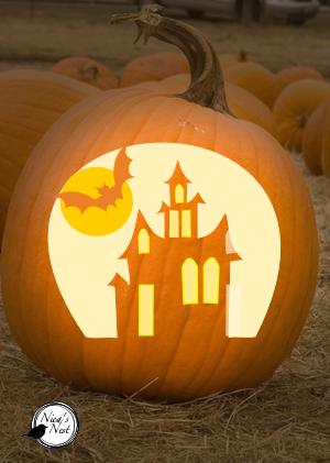 Nica S Nest Halloween Pumpkin Carving Templates