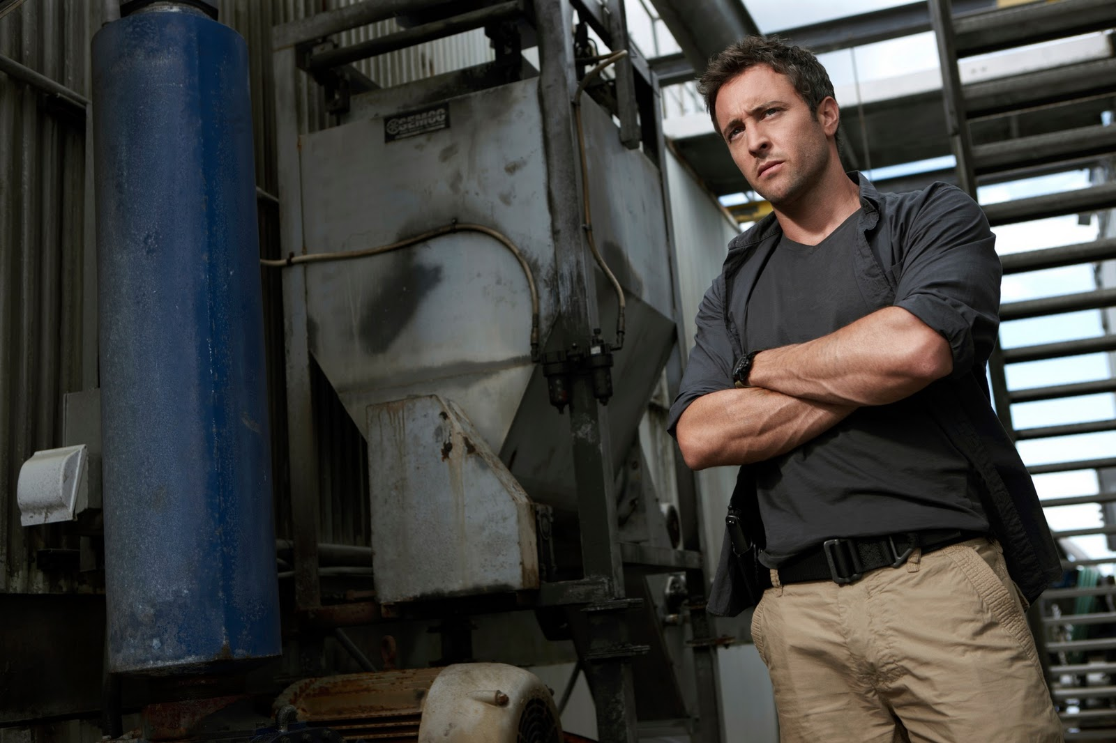HAWAII FIVE0 HQ PROMOTIONAL CAST PICTURES