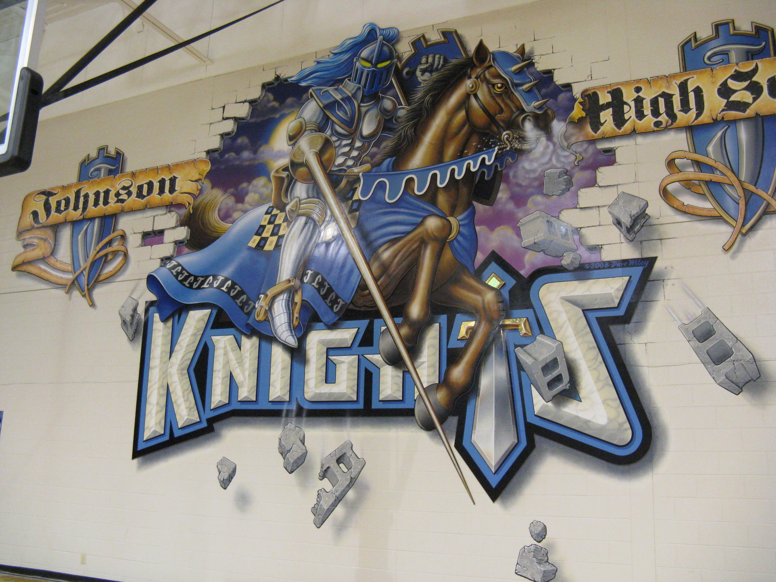 Dave Wiley Graphics Johnson High School In Gainesville Ga