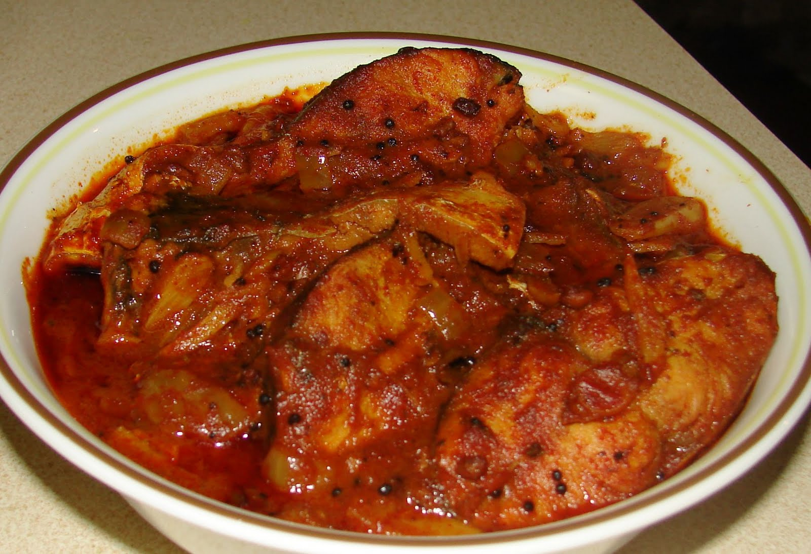 Kerala fish curry mulaku curry for About indian cuisine