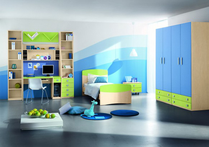 With A Few Sample Images Below Can Help You To Create Comfortable Kids Study Room Decorating Idea