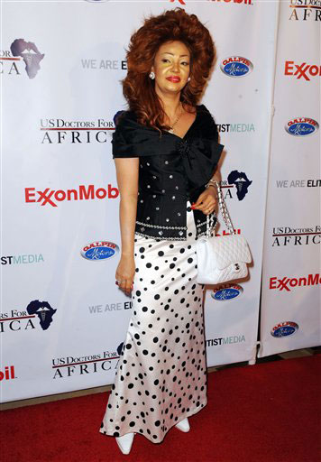 Fah Schyon Lab One O One Africa S Fashionable First