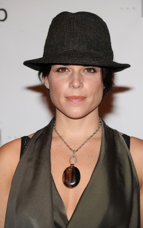 Neve Campbell at the Roast of Director Quentin Tarantino