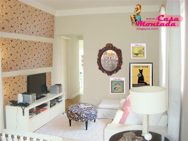Decora o de quarto infantil com papel contact - Capazos baratos para decorar ...