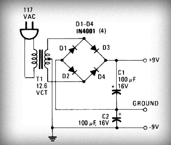 Simple power supply circuit easy to make power amplifier simple power supply circuit easy to make ccuart Choice Image