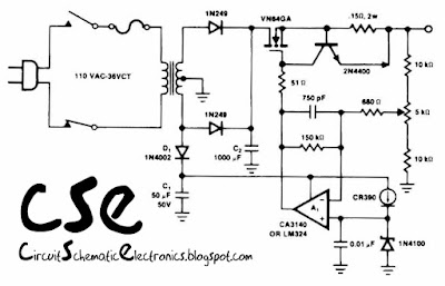 14 V Battery Charger Circuit And Troubleshooting Electronic Circuit