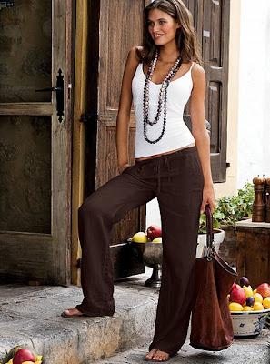 5b728a9d13 Linen Pants. Love these ...