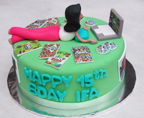 Sims  Where Is My Birthday Cake