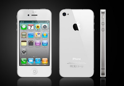 Peluncuran White iPhone 4 atau Apple iPhone 4 Putih