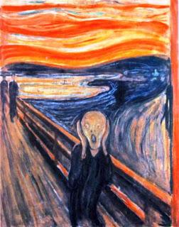 اشهر عشرة لوحات عالمية edvard-munch-scream.