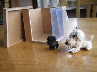 poppenhuis hondje 5