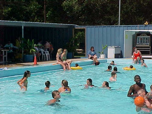 Yellowdog granny west texas swimming pool - Outdoor swimming pools north west ...