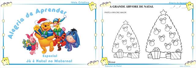 Caderno Especial de Natal/ Maternal